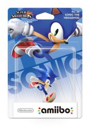Amiibo Sonic the Hedgehog (Serie Super Smash Bros.)