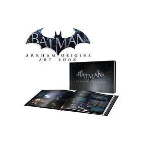 Batman Arkham Origins Artbook
