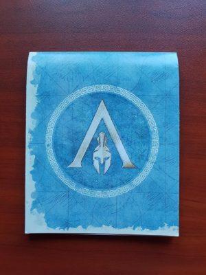 Mapa de Assassins Creed Odyssey