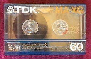 Maxell Metal Vertex 60