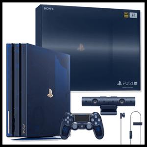 Consola Playstation 4 Pro 2TB Edicion Limitada 500 Mil
