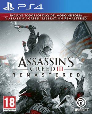 Assassin'S Creed III Remastered