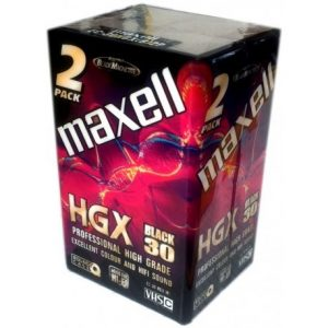 Maxell EC-30 HGX
