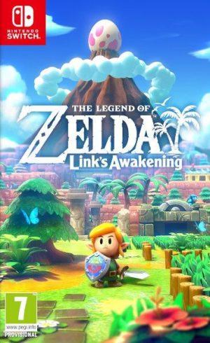 Zelda Link's Awakening Remak