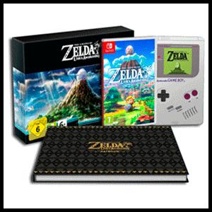 Zelda Link's Awakening Remake Edicion Limitada