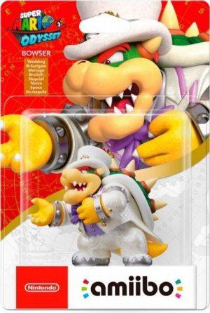 Amiibo Bowser Boda (Serie Super Mario)