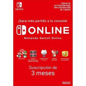 90 Días Suscripción Switch Online