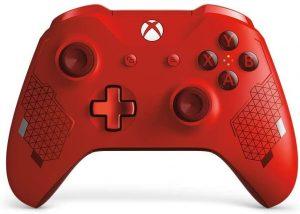 Mando Wireless Nueva Edicion Sport Red