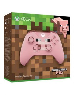 Mando Wireless Nueva Edicion Minecraft Pig