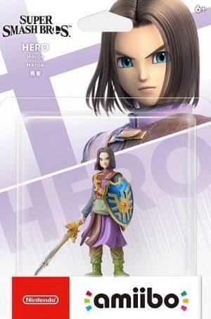 Amiibo Heroe Dragon Quest