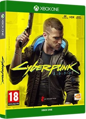 Cyberpunk 2077 Edición Day One
