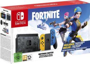 Switch Fortnite edición especial