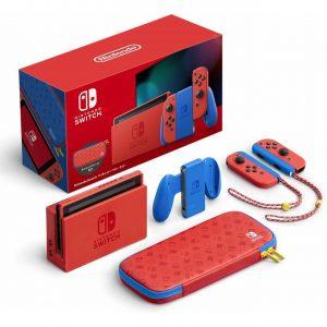 Switch Edicion Mario