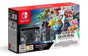 Switch Edicion Smash Bros