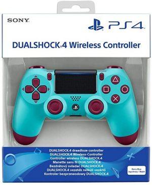 Mando Dual Shock 4 Berry Blue
