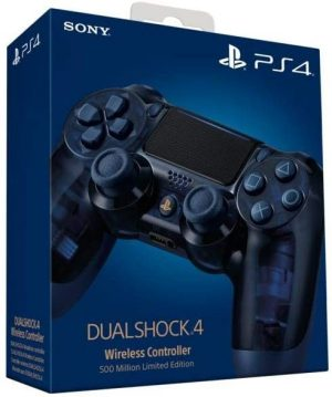 Mando Dual Shock 4 500M Edición Limitada