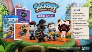 SackBoy Edición Especial
