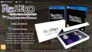 Re:Zero - The Prophecy Of The Throne