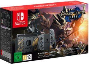 Switch Edición Monster Hunter Rise