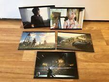 5 Postales Final Fantasy XV