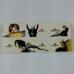 6 Pegatinas Final Fantasy VIII