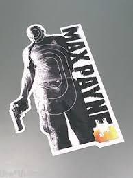 Pegatina Max Payne 3