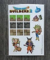 9 imanes Dragon Quest Builders 2