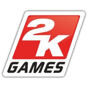 4 pegatinas de 2K Games / Borderlands 3