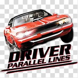 Llavero Driver Parallel Lines