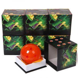 Bola Pequeña 4 Estrellas Dragon Ball 3.5cm.