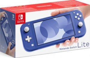 Switch Lite Azul
