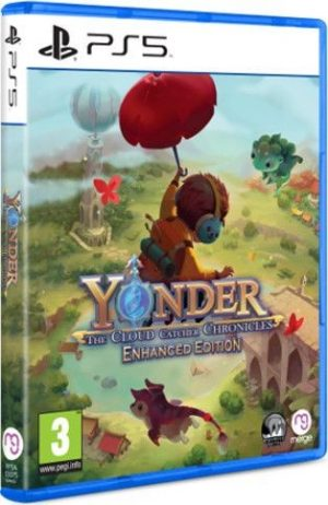 Yonder The Cloud Catcher Chronicles - Enhaced Edition