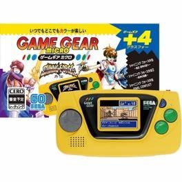Game Gear Micro Amarilla