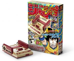 Nintendo Classic Mini Famicom Shonen Jump 50 Th Anniversary